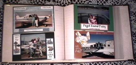 Mini-Scrapbook Example